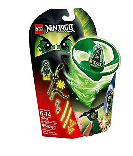 LEGO Ninjago 70743 - Airjitzu Morro Flieger -