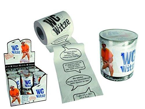 Toilettes JOKES papier de toilette