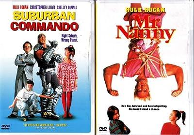Mr. Nanny , Suburban Commando : 2 Pack Box Set : Widescreen Edition