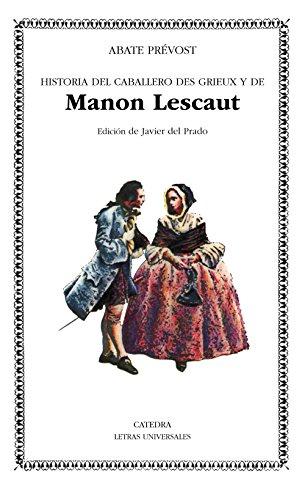 Manon Lescaut (Letras Universales)