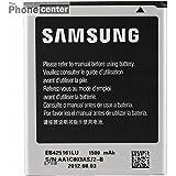 TPC© Original Bateria Samsung EB425161LU para Galaxy Ace 2 (i8160), Trend (S7560), Trend Plus (S7580), S3 mini (i8190), 1500mAh, Bulk
