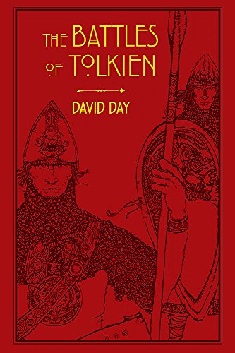 The Battles Of Tolkien por David Day