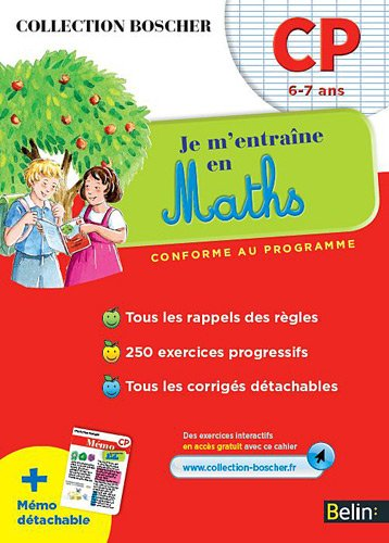 Boscher Maths CP