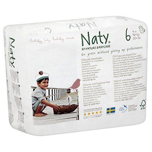 Naty by Nature Babycare Nappies 513ixDqR5cL