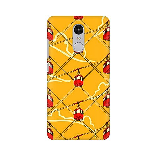 Xiaomi Redmi Note 4Cable Car Fusion