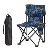 Festnight Portable Folding Fishing Chair Stool for Outdoor Camping Hiking Picnic
