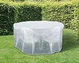 Friedola 15488Wehncke/Abdeckplane für die gesamte Tisch + Gartenstuhl 320x 93cm