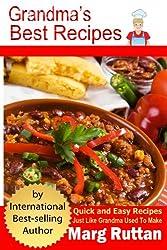 Grandma's Best Recipes (English Edition)