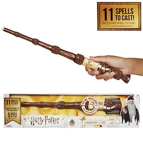 Alle Harry Potter Zauberstäbe - HARRY POTTER 73212 Dumbledore's magischer Zauberstab