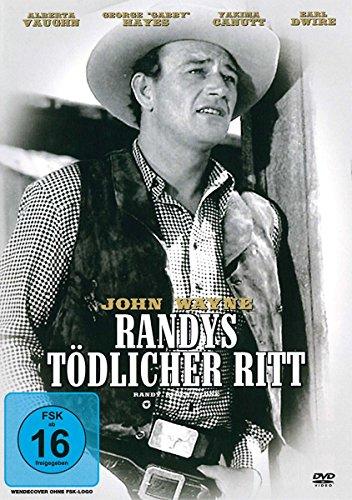 John Wayne - Randys Tödlicher Ritt