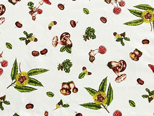 Italian Home Textile Company 5 Metros Tela Manteles: