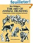 The Art of Animal Drawing: Constructi...