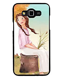 Fuson 2D Printed Girly Designer back case cover for SAMSUNG GALAXY GRAND MAX G720 - D4320