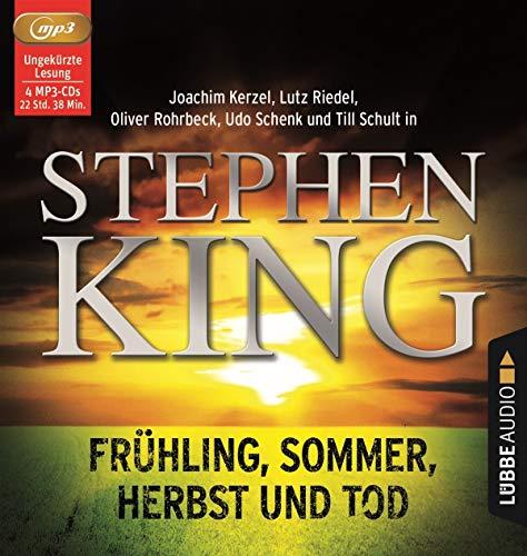 Frühling, Sommer, Herbst und Tod: King, Frühling, Sommer, Herbst und Tod            .                                                              . (Tod Geldes-cd Des)