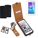 K-S-Trade Flipstyle Case for Huawei Y6 (2017) Dual SIM