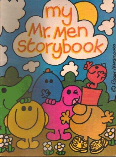 My own Mr Men storybook