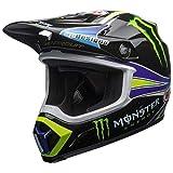 BELL 7091714 Casco per Moto, Pro Circuit 18 Green, Taglia L
