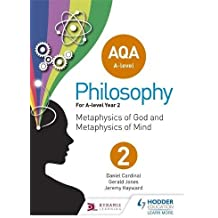 AQA A-level Philosophy Year 2: Metaphysics of God and metaphysics of mind