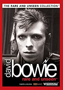 David Bowie - Rare And Unseen [DVD]