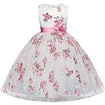 Amazon.it  vestiti per cerimonie da bambina inverno be622eb1376