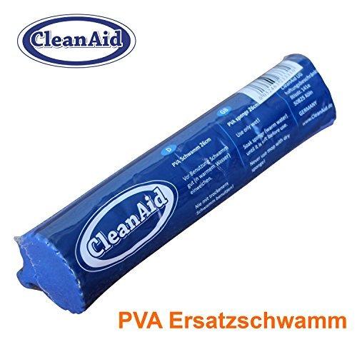 CleanAid OneTouch: Spugna sostitutiva in PVA per Spazzolone da pavimento