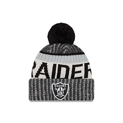 New Era Nfl Oakland Raiders Herren Strickmütze