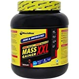 Muscle Blaze(Mb) Mass Gainer Xxl - 1 Kg (Chocolate)