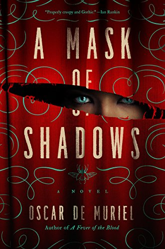 A Mask of Shadows (Frey & McGray Mystery)