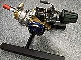 kmhonline Pocket Bike BZM Factory Motor - 50cc - 6 Kanal - wassergekühlt - gebraucht - einbaufertig