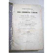Curso elemental de física experimental y aplicada y nociones de química inorgánica