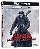 Locandina The War - Il Pianeta Delle Scimmie (4K Uhd + Blu-Ray)