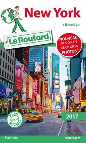 Descargar Libro Guide du Routard New York 2017 : + Brooklyn de Collectif