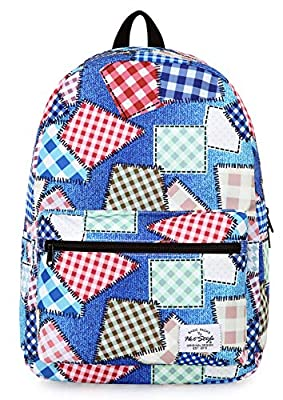 Hotstyle TrendyMax Galaxy Pattern School Bag
