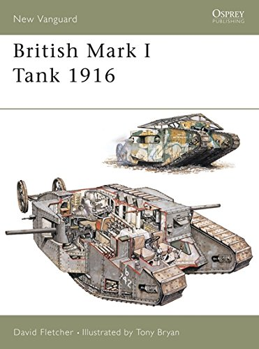 British Mark I Tank 1916 (New Vanguard)