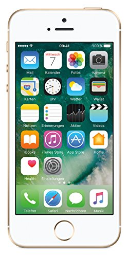 Image of Apple iPhone SE ( (10,2 cm (4 Zoll) Touch-Display, 64 GB, iOS 10) Gold