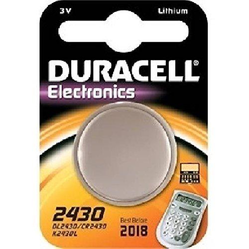 en lithium-CR 2430 Electronics 3 volt ()