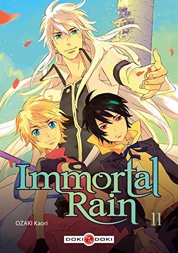 Immortal Rain Vol.11 par OZAKI Kaori