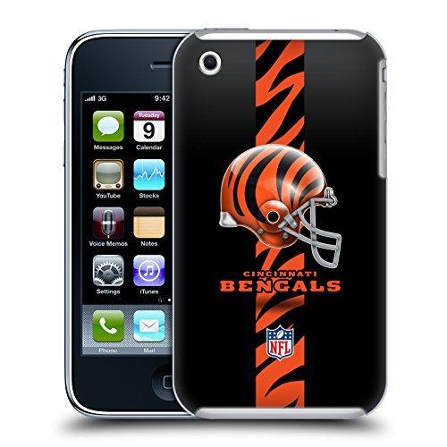Offizielle NFL Fussball Cincinnati Bengals Logo Ruckseite Hülle für Apple iPhone 6 / 6s Helm