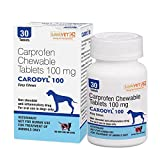 PET ADDA CARODYL 100mg ECOPACK (Bottle of 30 Chewable Tablets)