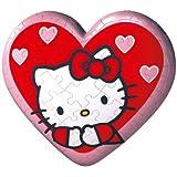 Ravensburger Hello Kitty 60-Piece Heart-Shaped Puzzleball [Design May Vary] by Ravensburger