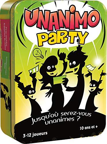 Asmodee unanimo Party, cgunap01, Juego de salón