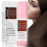 Crema Capelli Lisci,Crema stirante lisciante per capelli ricci,trattamento capelli lisci,per Capelli Ondulati Difficili da Lisciare,Nutritive Trattamento per Capelli