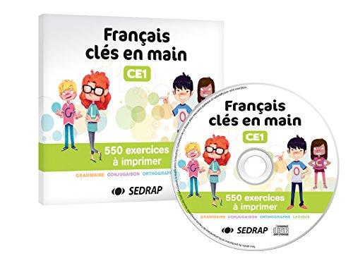 Français clés en main CE1 : CD ressources (1Cédérom)