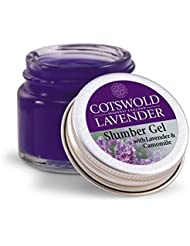 Slumber Gel - 20ml - Made from Natural Lavender Oils - 100% Grown in Cotswold, England.
