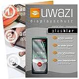 Bosch PLR 50 C Schutzfolie 5x uwazi glas-klare Displayschutzfolie Folie