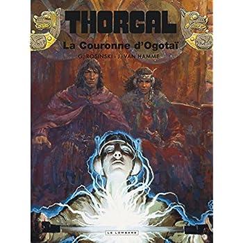 Thorgal, tome 21 : la couronne d'Ogotaï