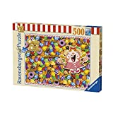 Ravensburger–Puzzle Candy Crush 500Teile, 14774
