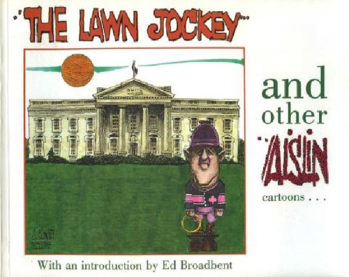 Lawn Jockey and Other Cartoons (Jockey Terry)