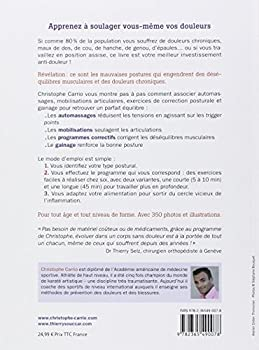 Un corps sans douleur - Nouvelle édition - 160 mouvements correctifs et d'automassage