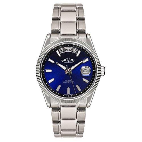 Rotary Herren - Armbanduhr Analog Quarz GB02660/05